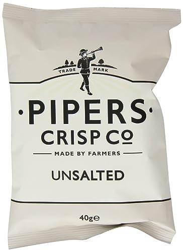 Tyrrells Naked Crisps 40 g (Pack of 24): Amazon.co.uk: Grocery