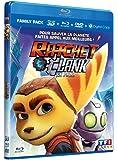 Ratchet & Clank [Blu-ray 3D] [Blu-ray 3D & 2D + DVD + Copie digitale]