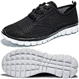 Men's Running Shoes Athletic Casual Fashion Breathable Mesh Sneakers Lightweight Slip On