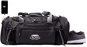 Amazon.com: Crowd Designz - Bolsa de gimnasio con ...