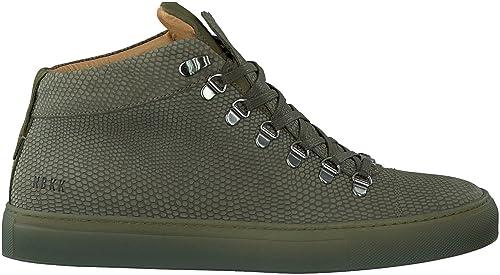 Nubikk - Zapatillas para hombre grun 42: Amazon.es: Zapatos y complementos