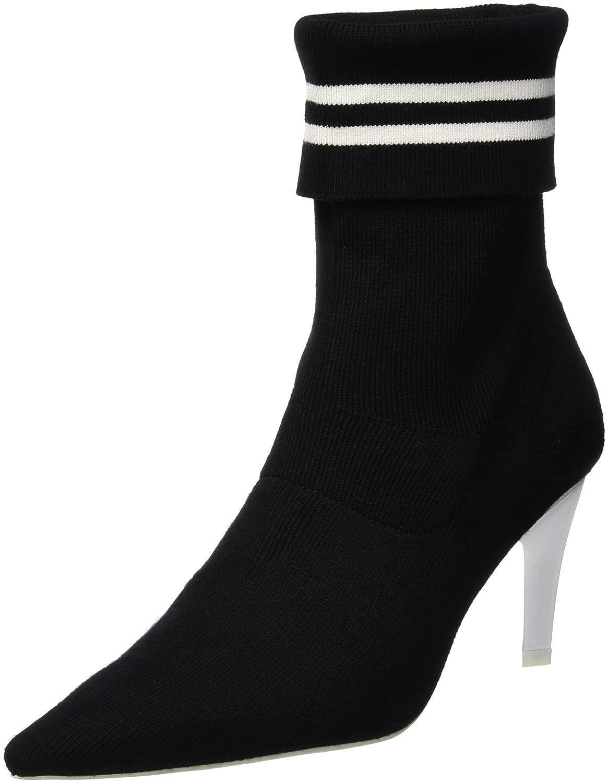 Jeffrey Campbell Damen 4-Leballe Woven Hohe Stiefel