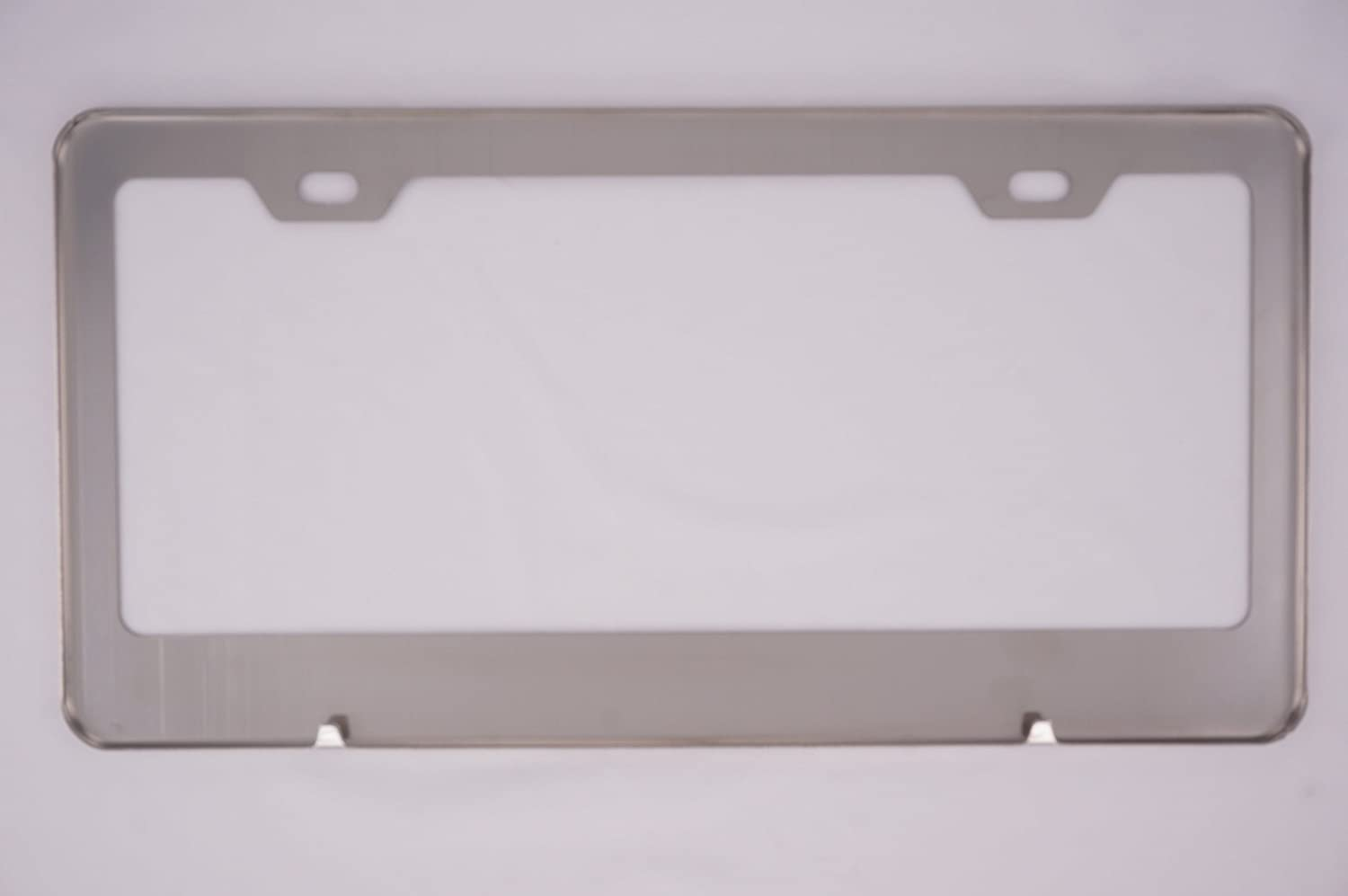 Amazon.com: Audi Q5 Chrome License Plate Frame with Caps: Automotive