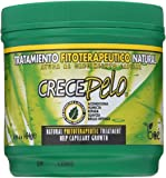 Boe Coesmtics Crecepelo Natural Phitoterapeutic Treatment, 16 Ounce