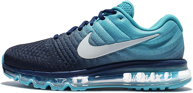 Nike Mens Air Max 2017 Low Top Lace Up Running Sneaker: Amazon.es ...
