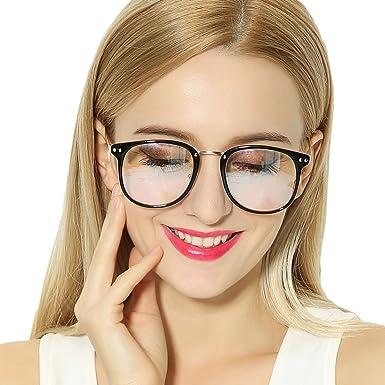 e962805d28 Anti Blue Light Clear Glasses Reduce Eyestrain Computer Glasses Square  Frame Optical Glasses Frame GP2202B Matte