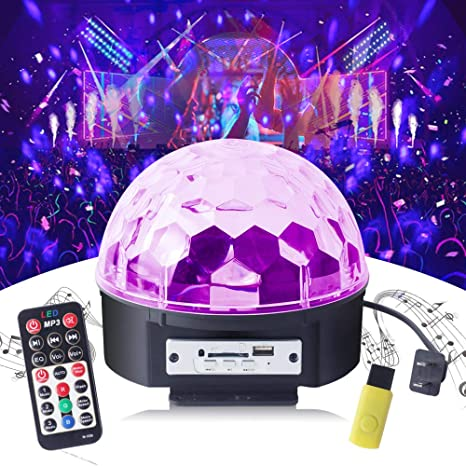 Commercial Lighting Collection Here New Uv Led Stage Light Ultraviolet Lights Remote Control Sound Activated Projector Lamp For Party Bar Club Dj Dsico Ktv Pub Show