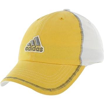 adidas Gorra de Sol Mujer - Amarillo: Amazon.es: Deportes y aire libre