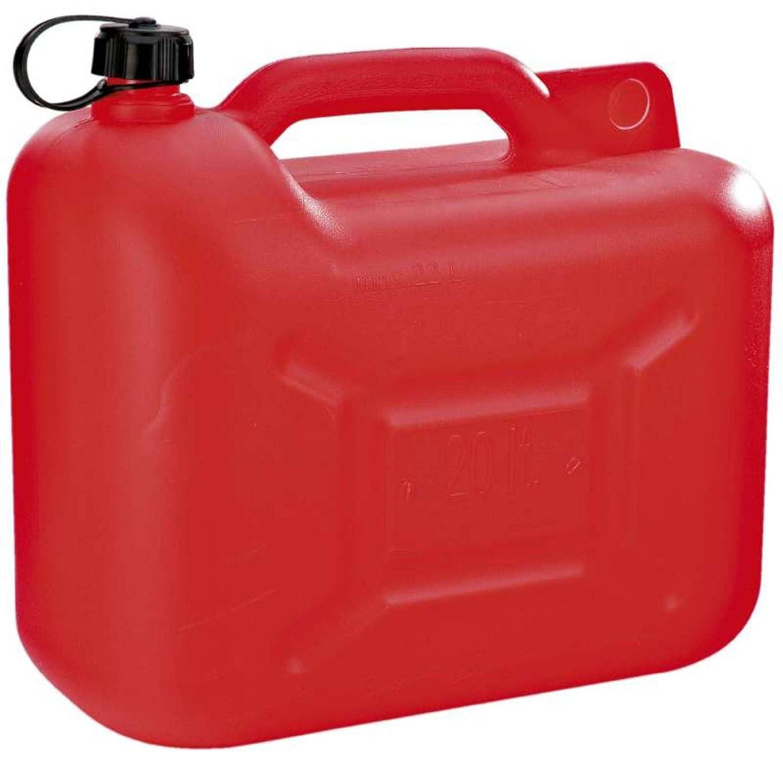 Jerrycan plastique 20 litres RIBIMEX 5176