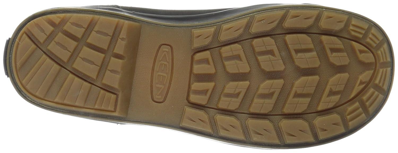 KEEN Women's Elsa Chelsea Waterproof Boot B01N0F5A3R 8.5 B(M) US|Black Wool