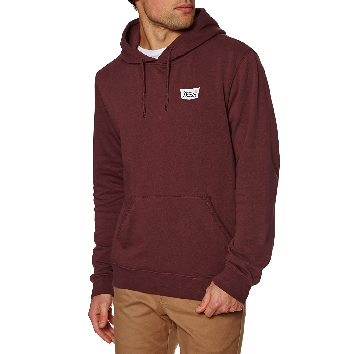 Brixton Men's Stith Hood Fleece 02339