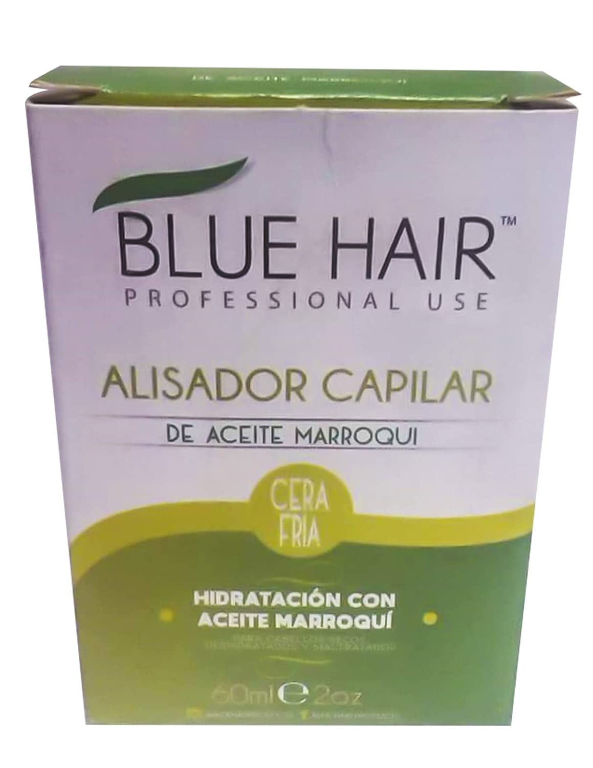 Amazon.com : HAIR SURGERY BLUE HAIR CERA FRIA (SHAMPO-TREATMENT) 4 OZ : Everything Else