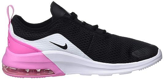 5950c11edc Nike Baby Girls Air Max Motion 2 (Gs) Gymnastics Shoes: Amazon.co.uk: Shoes  & Bags