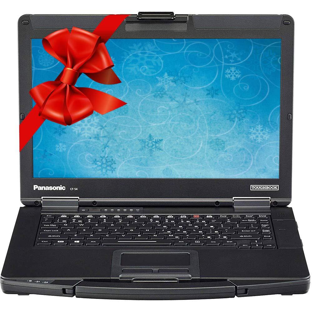 Panasonic Toughbook CF-54 Laptop PC, Intel i5-7300U 2.6GHz, 16GB RAM, 500GB SSD, Windows 10, 3 Years Warranty by AVENTIS