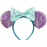 Disney Parks Ariel Ear Headband - The Little Mermaid 30th Anniversary