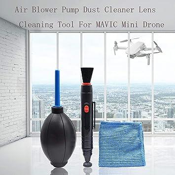 Lukame Accesorios para drones Kit de limpieza para drones ...