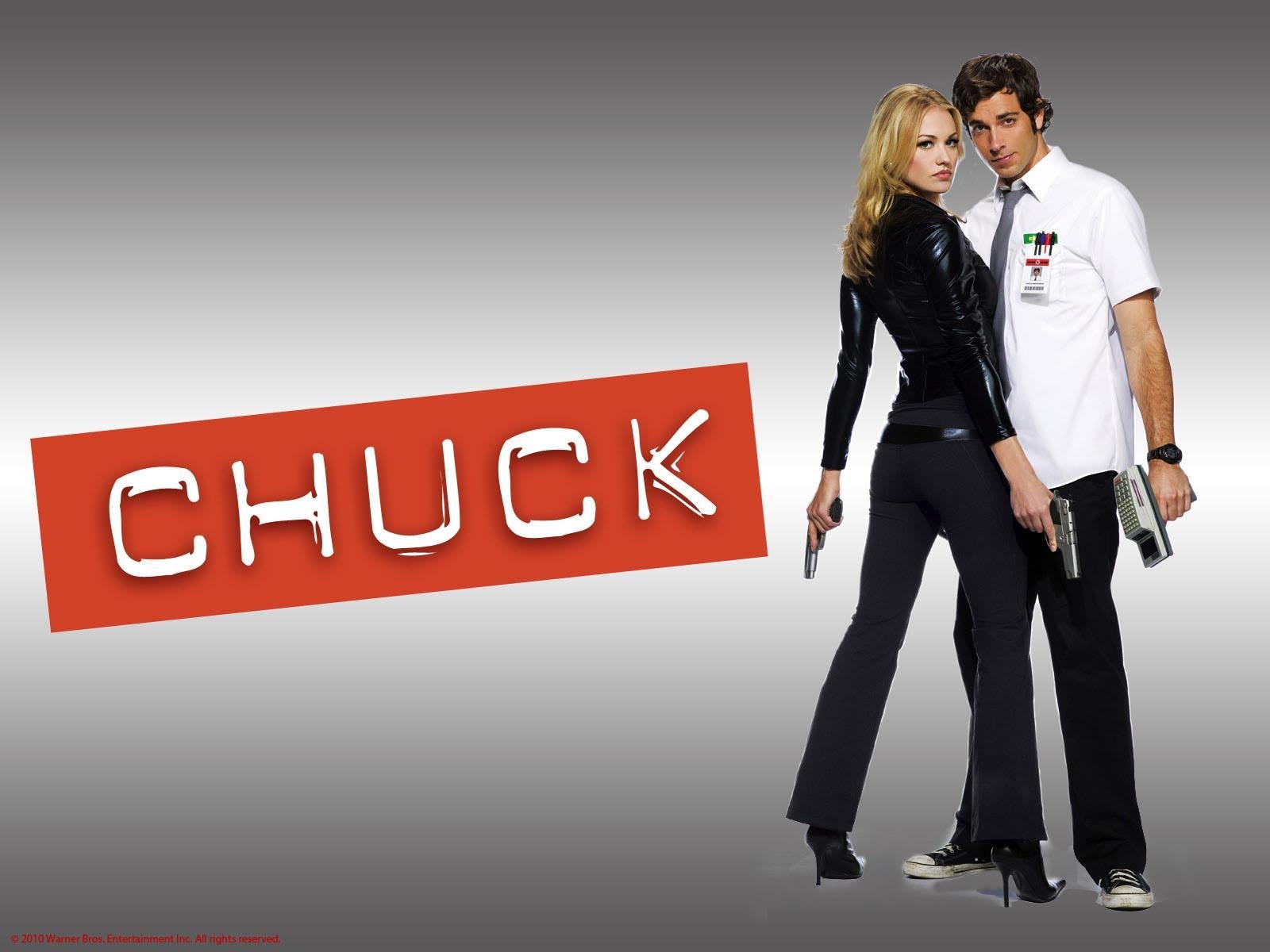 chuck versus the push mix