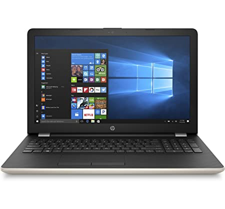HP 15g-br019TX 2017 15.6-inch Laptop (7th Gen Intel Core i5-7200U/4GB/1TB/Windows 10/2GB Graphics), Silk Gold Laptops at amazon