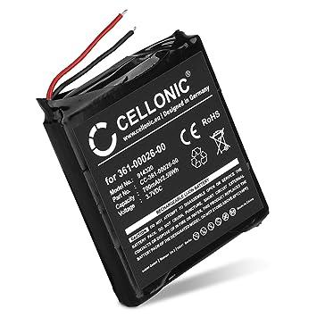 CELLONIC® Batería Premium Compatible con Garmin Forerunner 205, Garmin Forerunner 305 (700mAh)