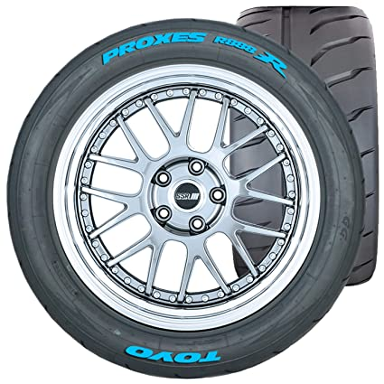 Toyo Tires White Letters >> Amazon Com Toyo Tires R888r Tire With White Tire Lettering