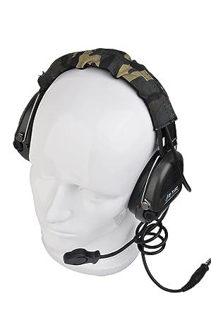 Z111 zSordin Headset (Versión Oficial) Elemento Anti-Ruido Auricular Tactical ZSordin Auriculares FG