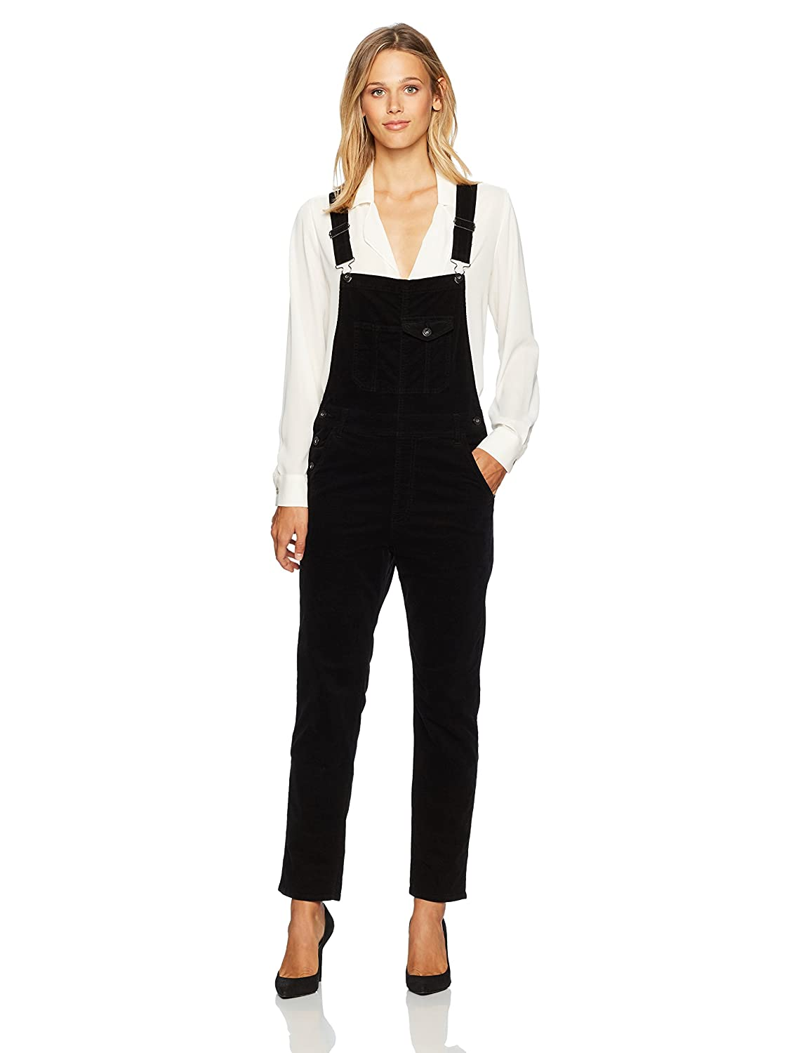 90a25b1abd7c AG Adriano Goldschmied Women s the Leah Stretch Corduroy Overall