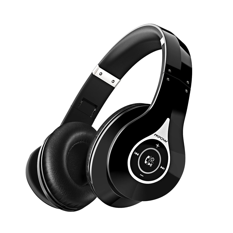 Cascos Bluetooth Mpow para TV hrs Reproducción de Música Auriculares de Diadema