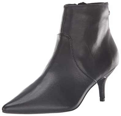 0e3da0871b3 Steve Madden Women s Rome Ankle Boot Black Leather 6 ...