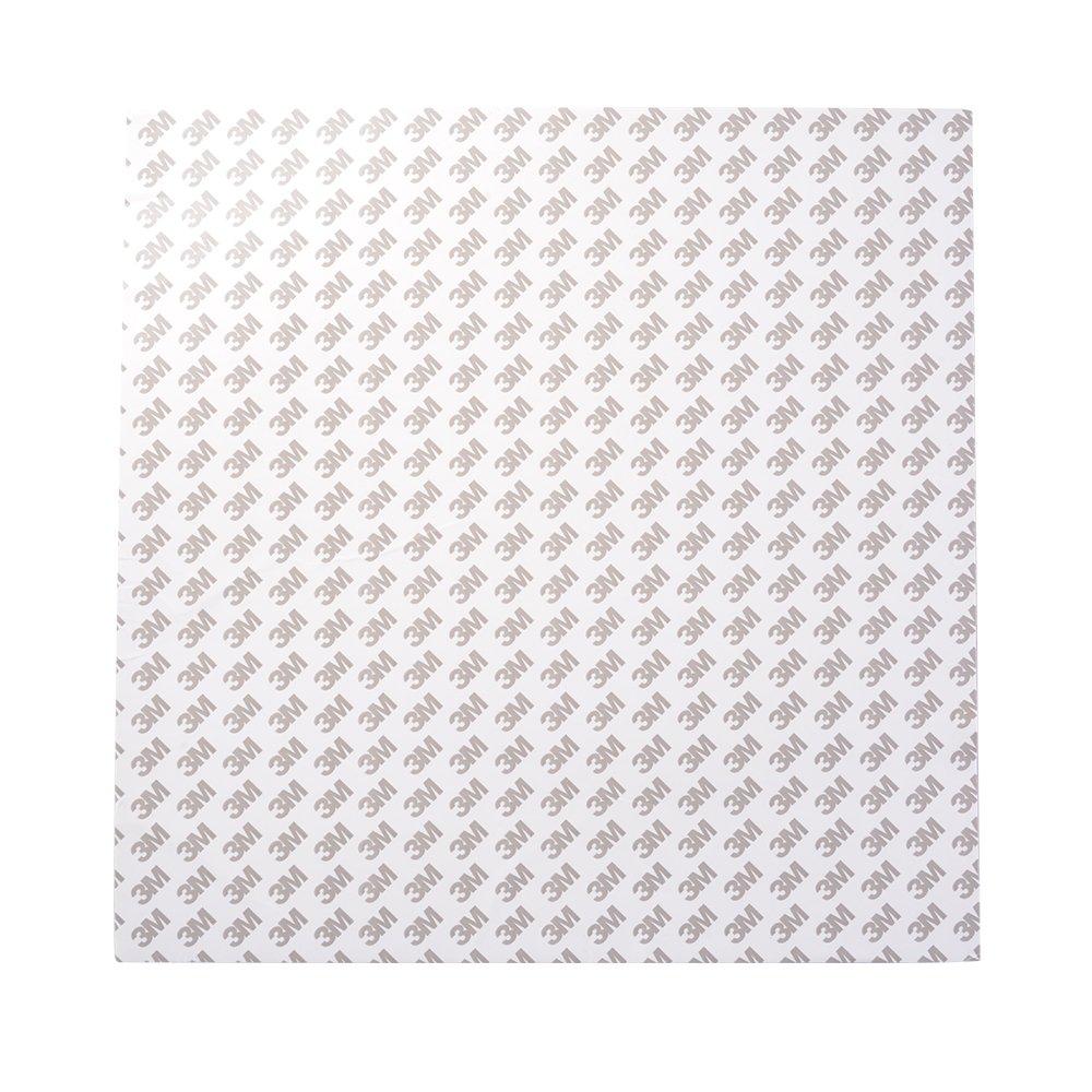 HWA KUNG 2 st/ücke Beheizte bettfolie Selbstklebende isolierung Baumwollmatte 200mmx200mm(7.88x7.88)Wasserdichte W/ärmeschutzmatte f/ür 3D-Drucker-W/ärmebettteile