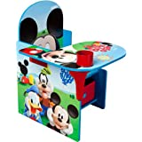 Amazoncom Delta Children SpiderMan Chair Desk with Storage Bin