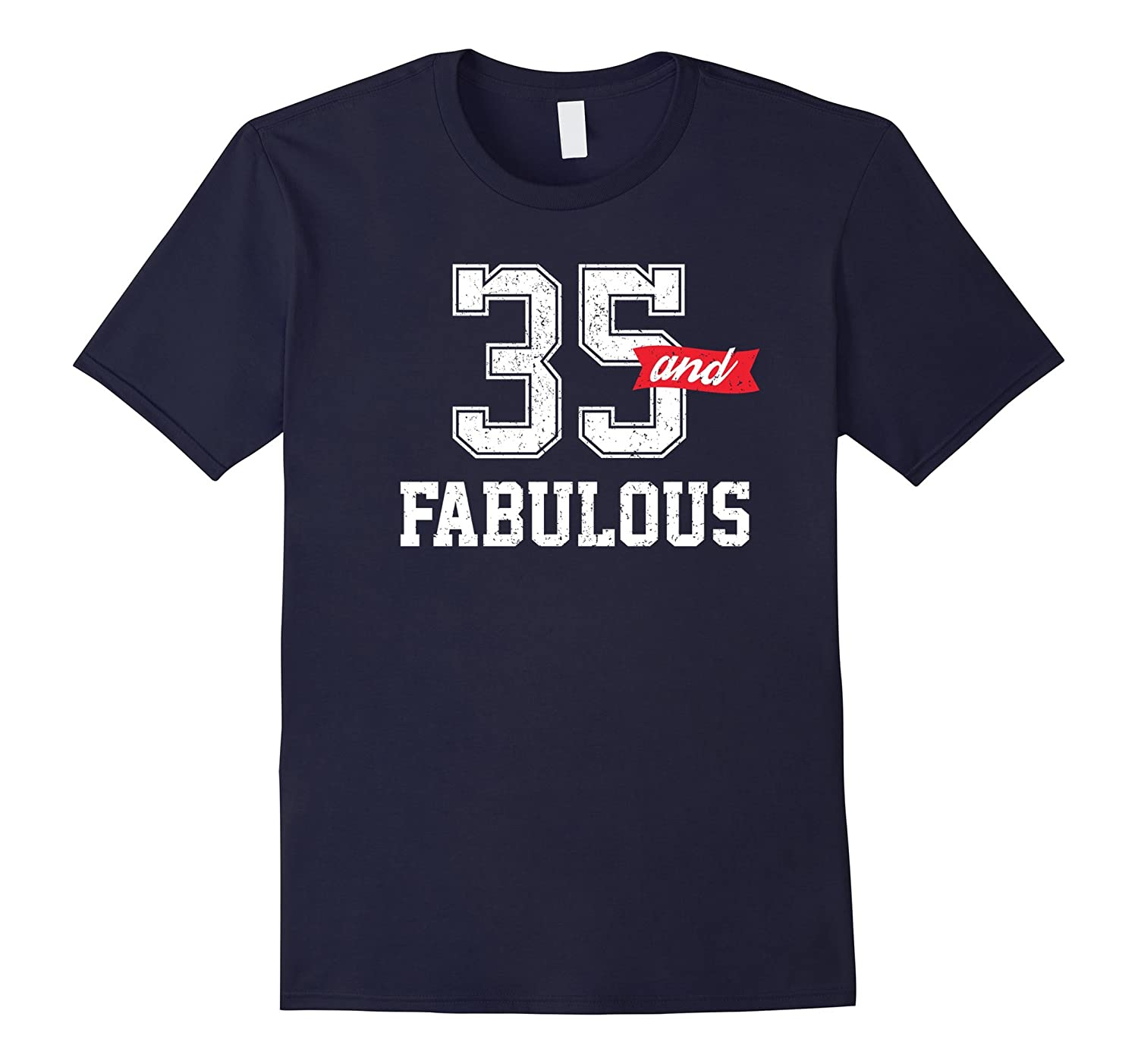 35 and Fabulous Sports Fans Birthday Gift-Vaci