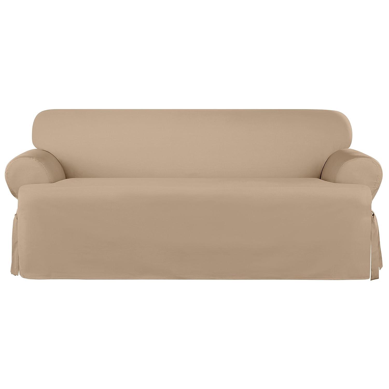 Fabulous Amazon Com Sure Fit Heavyweight Cotton Duck One Piece T Interior Design Ideas Grebswwsoteloinfo