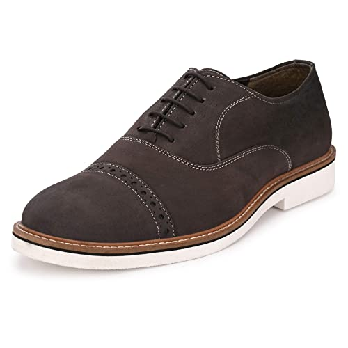 Buy Burwood Men's Brown Formal Shoes at