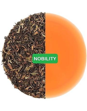Nobility Té estándar de Darjeeling - Hoja de té suelta pura sin mezclar de Darjeeling -