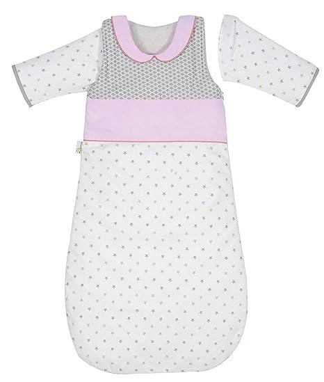 P tit Basile - Saco de dormir de invierno para bebé niño, 6-