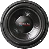 """American Bass XFL1244 12"""" Dual 4 Ohm Competition Car Stereo Subwoofer"""