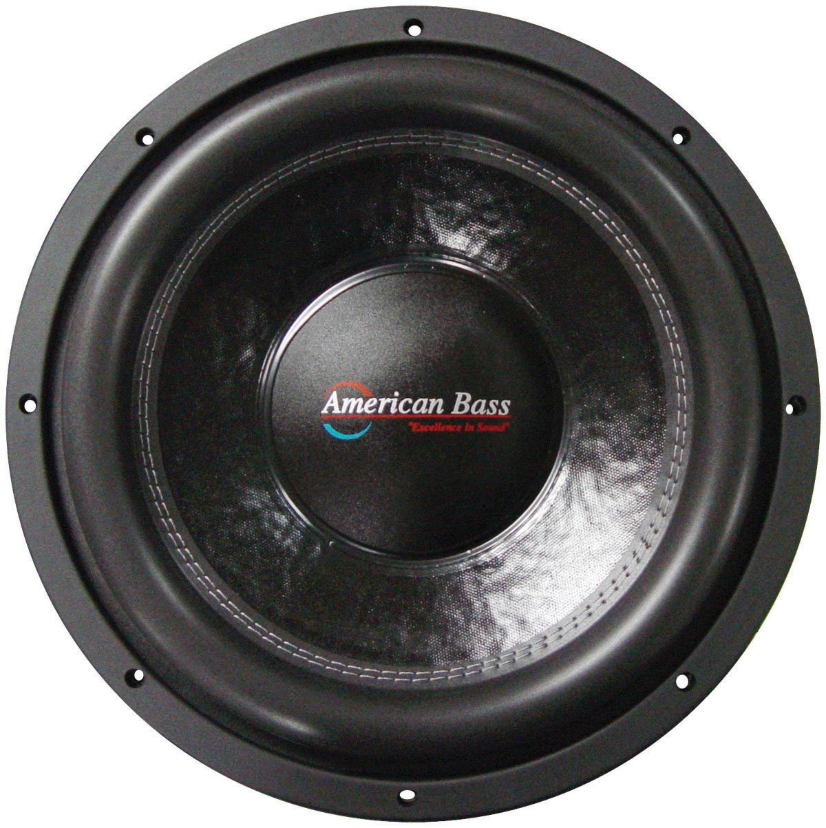 4. American Bass Xfl1244 12 2000w Car Audio Subwoofer Sub 2000 Watt