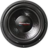 "Amazon Price History for:American Bass XFL1244 12"" Dual 4 Ohm Competition Car Stereo Subwoofer"