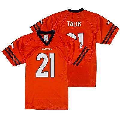 Aqib Talib Denver Broncos Orange Toddler Player Home Jersey