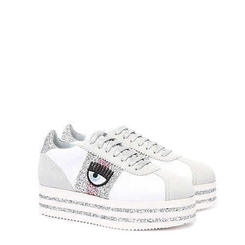 Ferragni Ai Collezione Whitefuxia Hs Cf2100 Sneakers Nuova Chiara A 2018 pdxwTqCd8