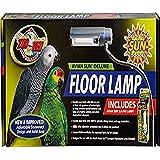 Amazon Com Zoo Med Aviansun Deluxe Floor Lamp Bulb Not