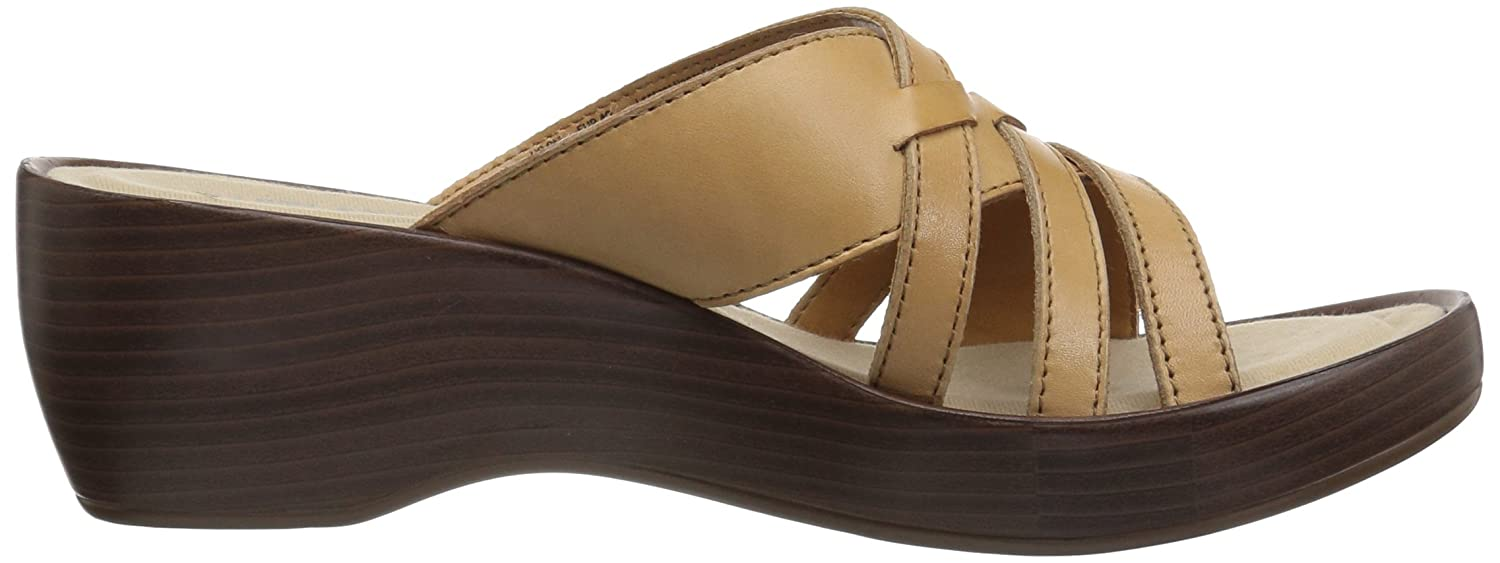 Eastland Women's Poppy US|Wheat Sandal B0727YRXRH 11 M US|Wheat Poppy c00b71