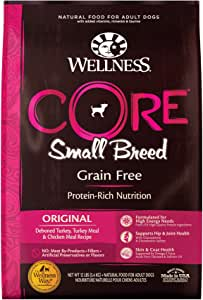 Wellness Core Natural Dry Dog Food Small Breed
