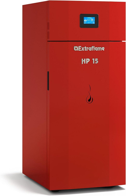 Caldera de Calefacción Y Pellet extra Flame HP15rojos [extra Flame]