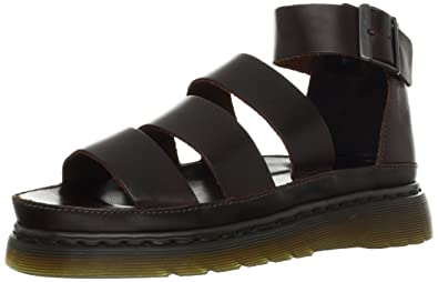79e0a30cff40c Amazon.com | Dr. Martens Women's Clarissa Sandal | Platforms & Wedges