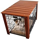 ABO Gear Wooden Dog Crate Cover Wooden for Series