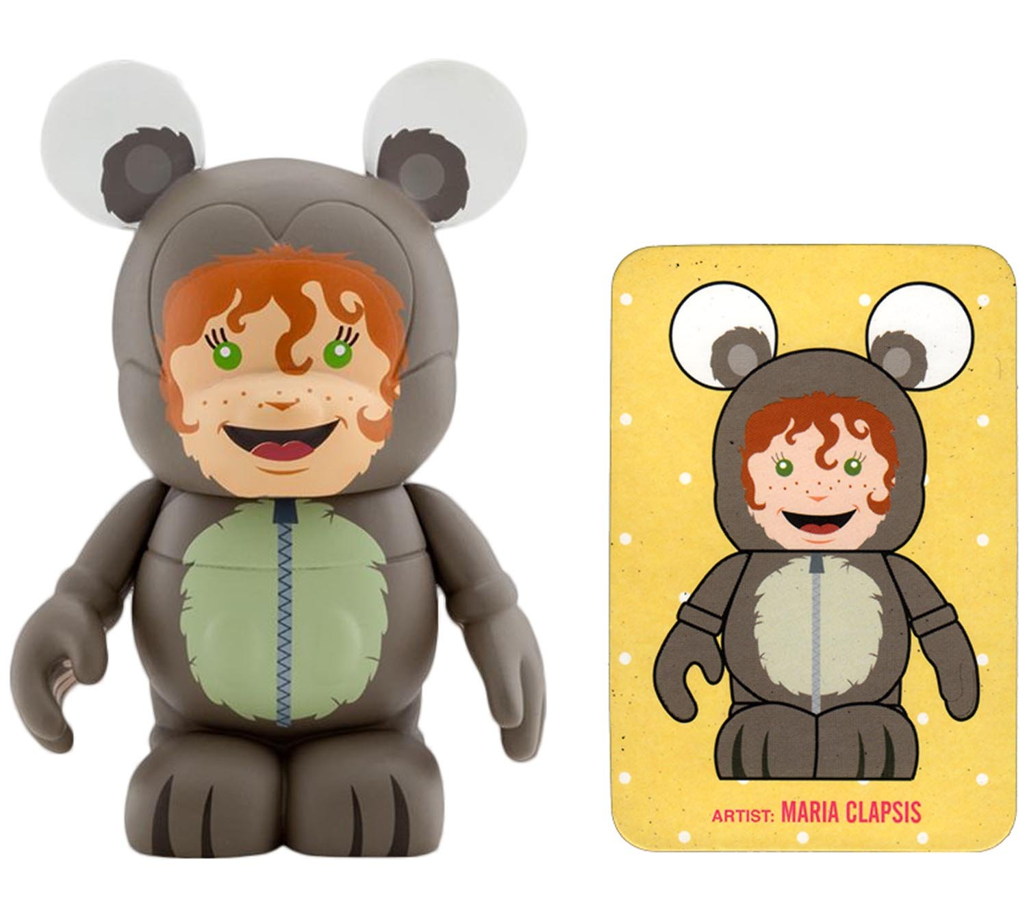 TY Inc Ty Beanie babies Official Club 049899 Original Complete Kit Ty Color Me Beanie **Teddy Bear** Yellow Ribbon