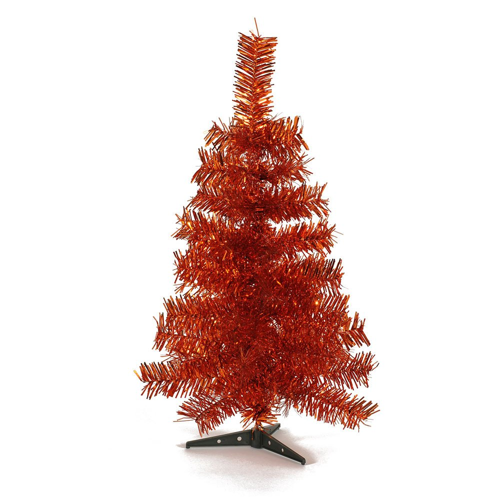 Hab & Gut (XM172 Artificial Christmas tree/coloured fir copper - Height: 23,62 inch - 60 cm