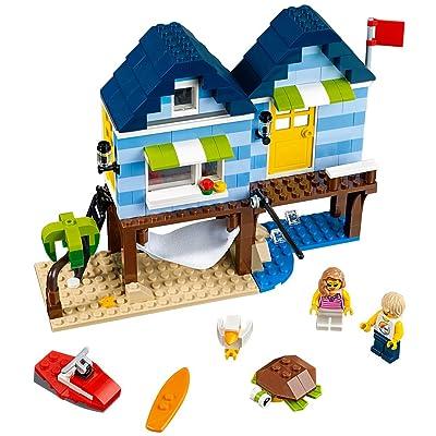 LEGO Creator Beachside Vacation 31063 Children\'s Toy: Toys & Games [5Bkhe1103593]
