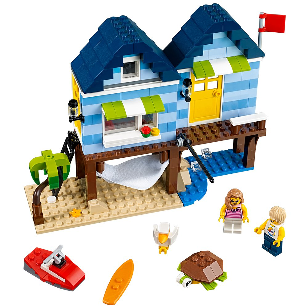 LEGO Creator Beachside Vacation 31063 Children's Toy by LEGO